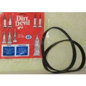 Dirt Devil 3-720310-001 Style 4  5 Belt - 2 pack