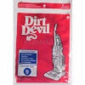 Dirt Devil 3990220044 Style 9 Vacuum Cleaner Belt - 2 pack