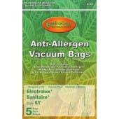 Eureka/Sanitaire ST Anti Allergen HEPA Cloth Bags 63213 -  5 pack