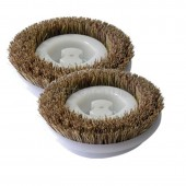 Replacement Kenmore 53271 scrub brushes for Kenmore Floor Cleaner and Shampooer - 2 Pack