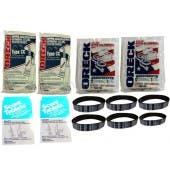 Oreck CC Vacuum Cleaning Kit - 1 Year Supply - Genuine