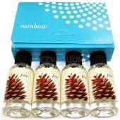 Rainbow Vacuum Cleaner Scents Scented Drops Air Freshener Fragrance Siberian Pine