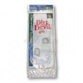 Dirt Devil Type G Vacuum Bags  3-010347-001  - Genuine - 3 pack