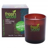 CANDLE,7oz-FRESH WAVE,AMBER