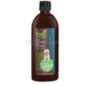 SHAMPOO,PET,16oz-FRESH WAVE,AMBER