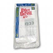 Royal/Dirt Devil 3-070147-001 Type E Vacuum Cleaner Bags - Genuine - 3 Pack