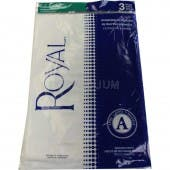 Royal / Dirt Devil Type A Metal Upright Standard Paper Bags  3-088147-001 - 3 Pack - Genuine
