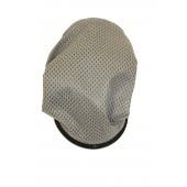 Proteam Gocart, Tailvac Vacuum Cleaner 6 Quart Cloth Bag - 100564 - 1 Pack