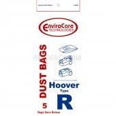 Hoover R Vacuum Bags 4010063R- Generic- 5 pack