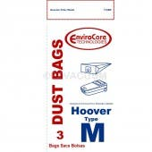 Hoover M Vacuum Cleaner Bags 4010037M for Dimension Canister