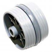 Kirby Front Wheel  For Ultimate G, Diamond Ed. Light Gray Vacuum Cleaner  131901