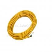 Carpet Pro 40 Ft 16/3 Yellow Power Cord - 14.105