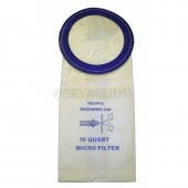ProTeam Envirocare 10 Quart Vacuum Bags - 10 Pack