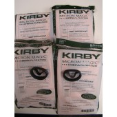 Kirby G4, G5, G6  Ultimate G Vacuum Bags  197301, 197394 - Genuine - 36 Bags + 4 FREE belts