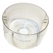 Bissell 203-2454 Filter Case for Helix 82H1, 22C1, 21K3, 82H1H, 21K31, 22C12