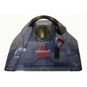 Bissell 2037204 Dirty Tank Assembly W/Cap-Blue