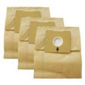 Bissell Zing 4122 canister vacuum bags - 3 Pack - Genuine