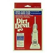 Dirt Devil Swivel Glide Filter 3-865132-044