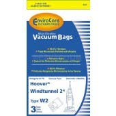 Hoover WindTunnel 2 W2 Vacuum Bags 401010W2 - Generic - 3 Pack