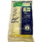 Royal Type T 3-423002-001 Filteraire Vacuum Bags - Genuine - 7 pack