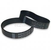 Hoover Wind Tunnel Canister Power Nozzle Belt 2 In a Pack (40201180)  38528036