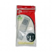 Royal Type U  Vacuum Bags 3-920750-001 - Genuine - 3 Pack