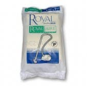 Royal AiroPro Type P Vacuum Bags 3-RY1100-001 -  - 7 Pack + 1 Filter - Genuine
