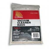 Hoover  L Standard Vacuum Bag  4010030L -  Genuine - 4 Pack
