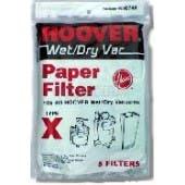 Hoover X Vacuum  Bags 4010074X - 5 Pack