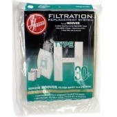 Hoover H30 Filter and Bag Kit #40101001, 09169855 - Genuine
