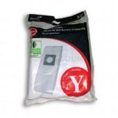 Hoover Y Vacuum  Bags 4010100Y- Genuine - 3 Bags