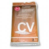Hoover CV Central Vacuum Allergen Bags - 2 Bags in a Pack - 401011CV - Genuine