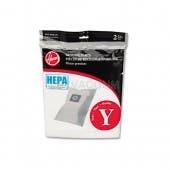 12 Hoover Y HEPA Vacuum Bags Filtrete 4010801Y - Genuine - MEGA DEAL
