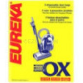 Eureka Style OX Filter for Yellow Jacket RV Central Vacuum  61230C - 3 Pack - Genuine