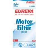 Eureka Motor Filter  61333A - Genuine - 2 pack