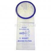 Sanitaire 6 Quart Micro-Lined Bags for Backpack SC408 Vacuum - 3 Bags - Generic