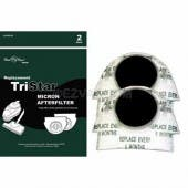 Tristar Compact Exhaust After Filters 70306 for EXL 101, MG1, MG2 - Generic - 2 Pack