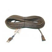 Eureka 50' Extension Gray Cords for Commercial Upright Vacuum Cleaner