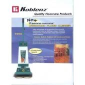 Koblenz P-810 2-Speed Polisher/Shampooer for Hardwood Floor Cleaner