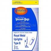 Royal B Envirocare Micro-Filtration Vacuum Bags - 39 bags