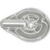 Genuine Dyson DC28 Clear Valve Wheel - 915551-01