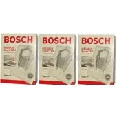Bosch Style P Vacuum Cleaner Bags  BBZ52AFP2U - 3 Pack Bundle