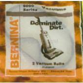 Bernina Upright Vacuum Cleaner Belts- 2 Pack