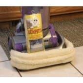 The Bumpster Baseboard Bumper/Duster Vacuum Attachment