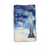 Cirrus Style B Hepa Vacuum Bags - Genuine- 6 pack