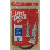 Dirt Devil Style 10 Belt - 2 pack 3860140600 / 1860140600
