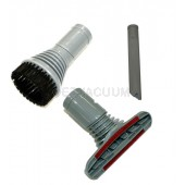 Dyson DC07/DC14 Vacuum Cleaner Crevice Tool, Upholestery Tool and Dusting Brush Kit