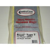 Royal Type T Commercial Vacuum Cleaner Bags #ECC163 - Generic  - 10 pack