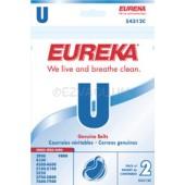 Eureka 54312B 54312C Style U Belt 2-Pack