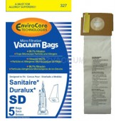 Eureka Sanitaire Style SD Vacuum Cleaner Replacement Bags 63262 - 5pack